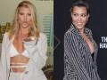 Sofia Richie, Kourtney Kardashian