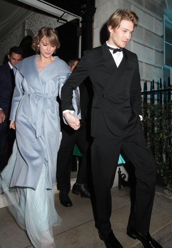 Image result for taylor swift and joe alwyn