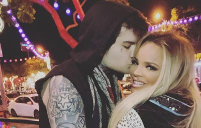 Trisha Paytas Makes Out With Jon Hil