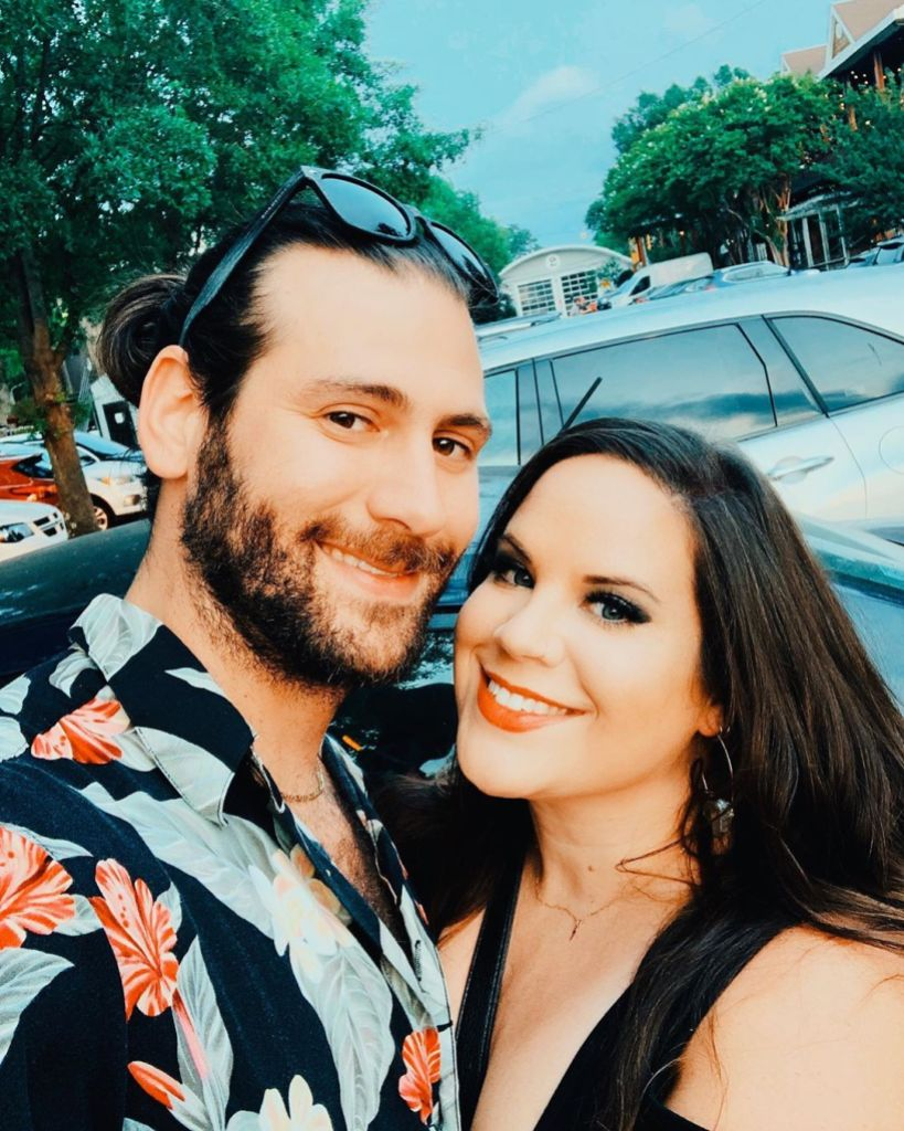 Chase Severino and Whitney Way Thore