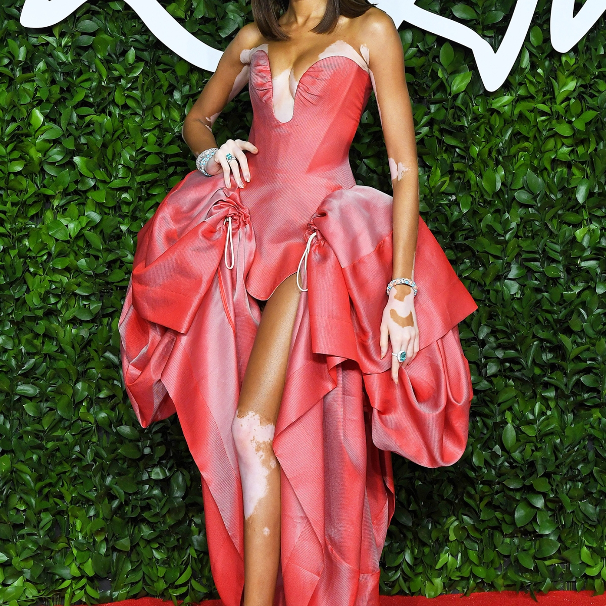 British Fashion Awards Red Carpet See Rihanna And More Best