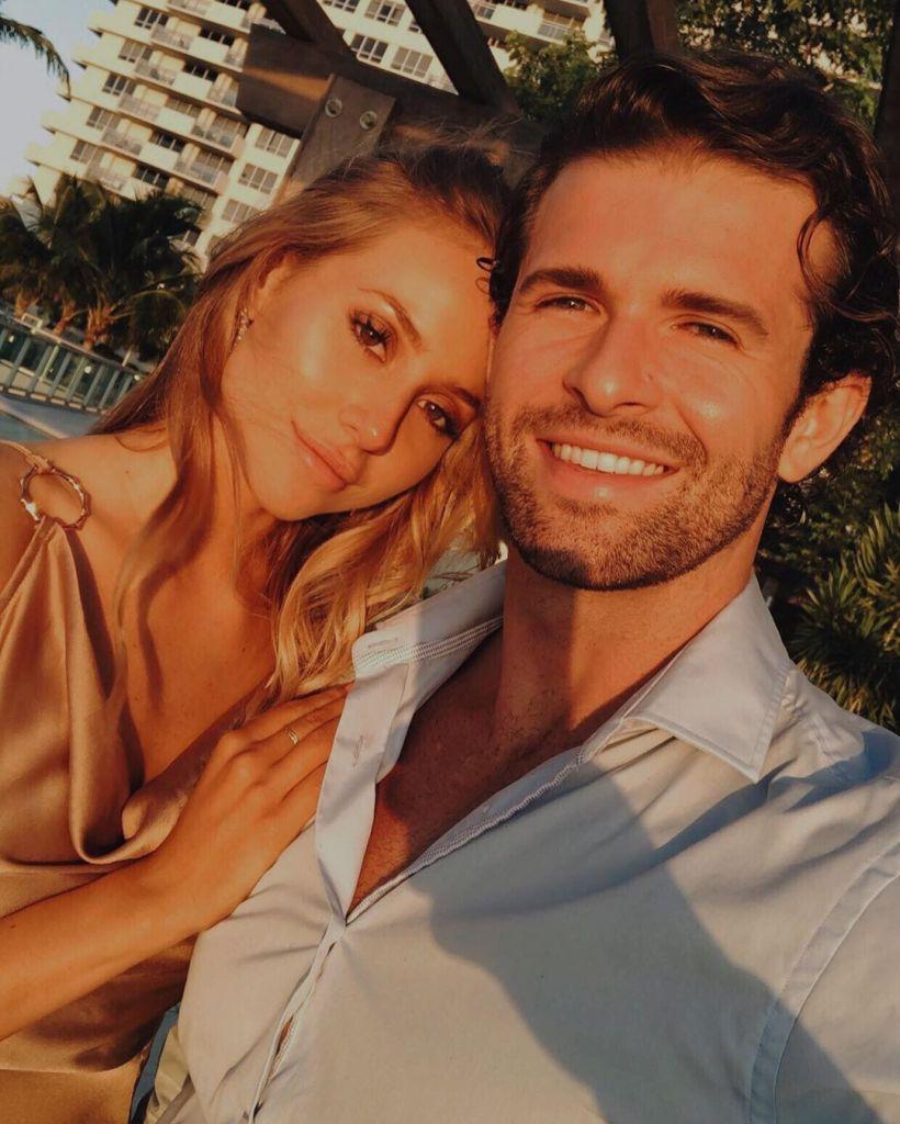 Jed Wyatt and new Girlfriend Ellen Decker