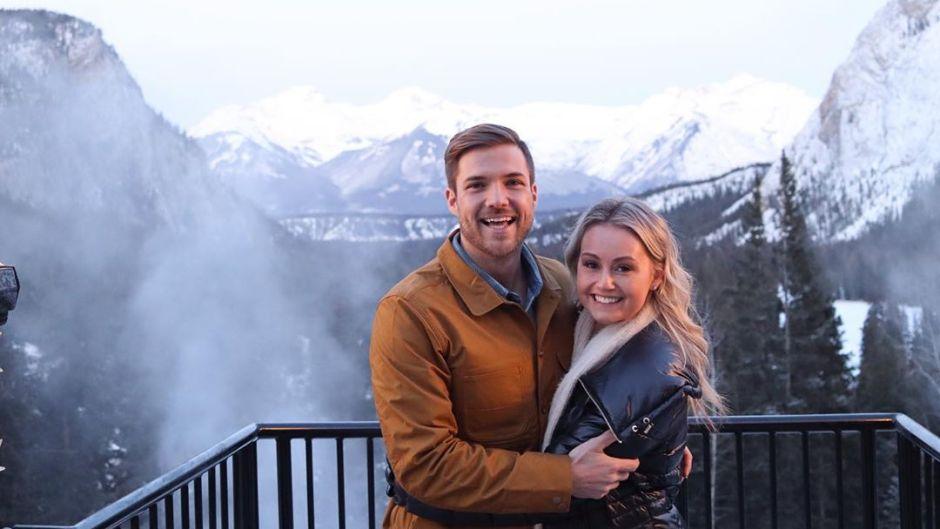 Jordan Kimball and New Girlfriend Christina Go on Vacation to Canada