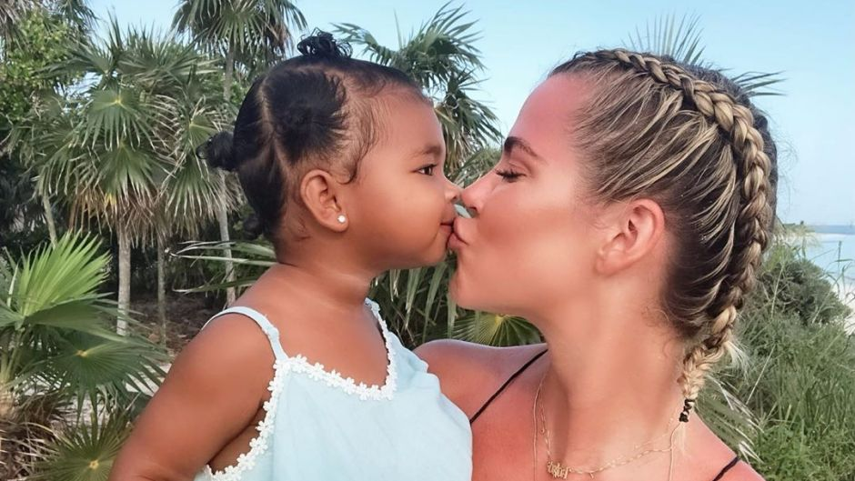 Khloe Kardashian Wants to Set an Example About Spending for Daughter True Thompson