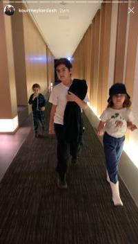 kim-kourtney-kardashian-tokyo-trip-with-kids