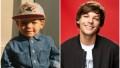 Louis Tomlinson Transformation