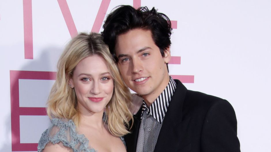 Cole Sprouse and Lili Reinhart cutest moments together