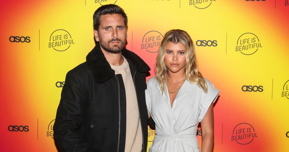 Hot and Bothered! Sofia Richie Shares a Flirty Emoji on Talentless Ad With Boyfriend Scott Disick