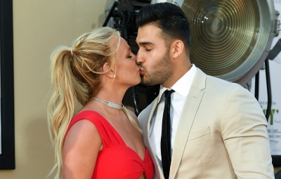 Sam Asghari Wishes Britney Spears a Happy 38th Birthday on Instagram