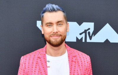 Lance Bass Reveals His Go-To Fitness Tips