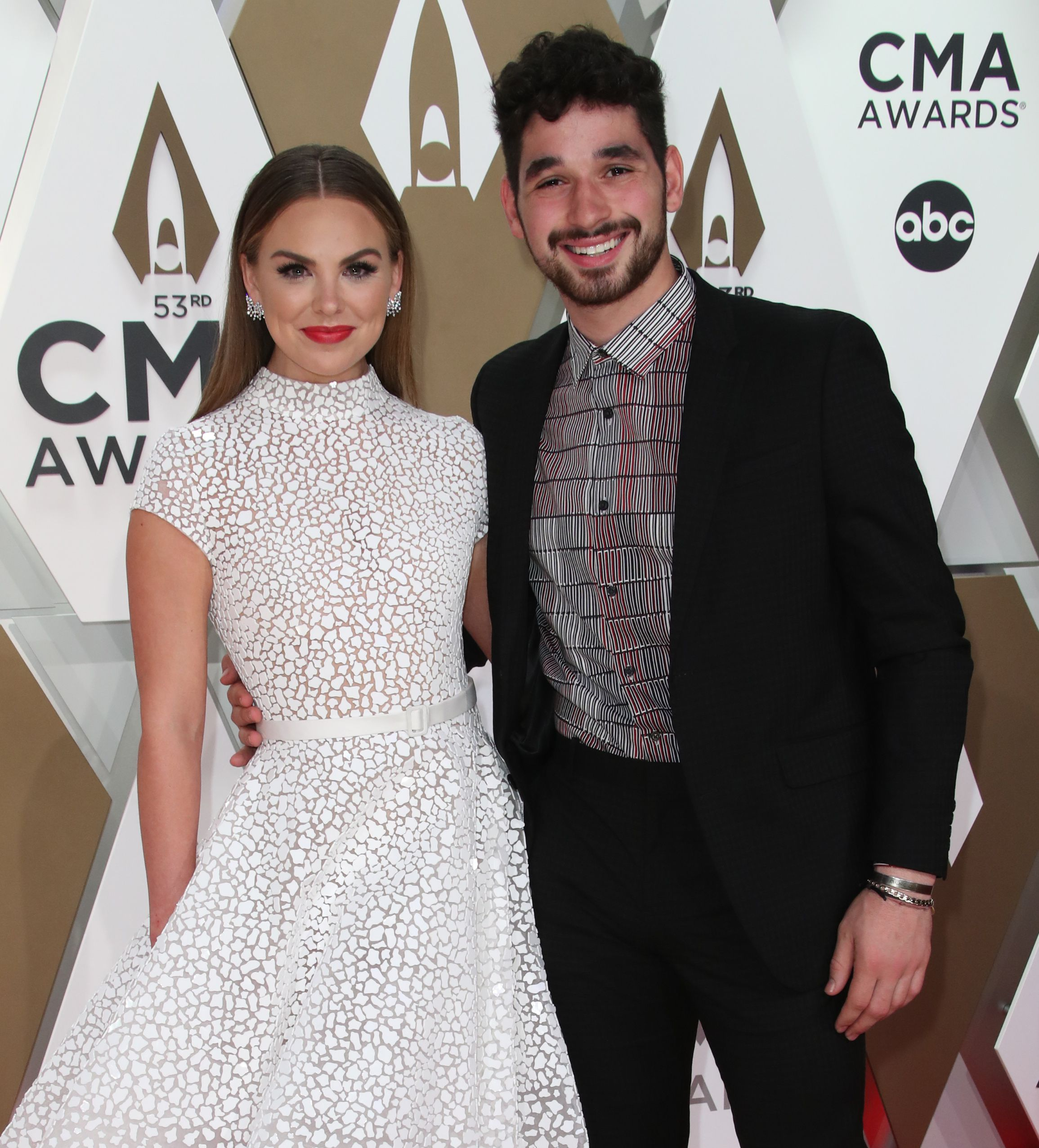 Hannah Brown and Alan Bersten Reunite at Their 'Old Stomping Grounds' and Dish About Dancing Again!