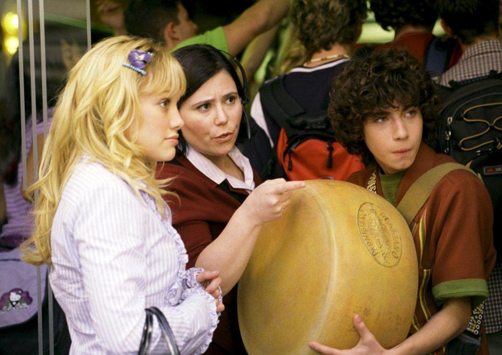 Miss Ungermeyer 'THE LIZZIE MCGUIRE MOVIE' FILM - 2003