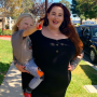 Tess Holliday and Son Bowie