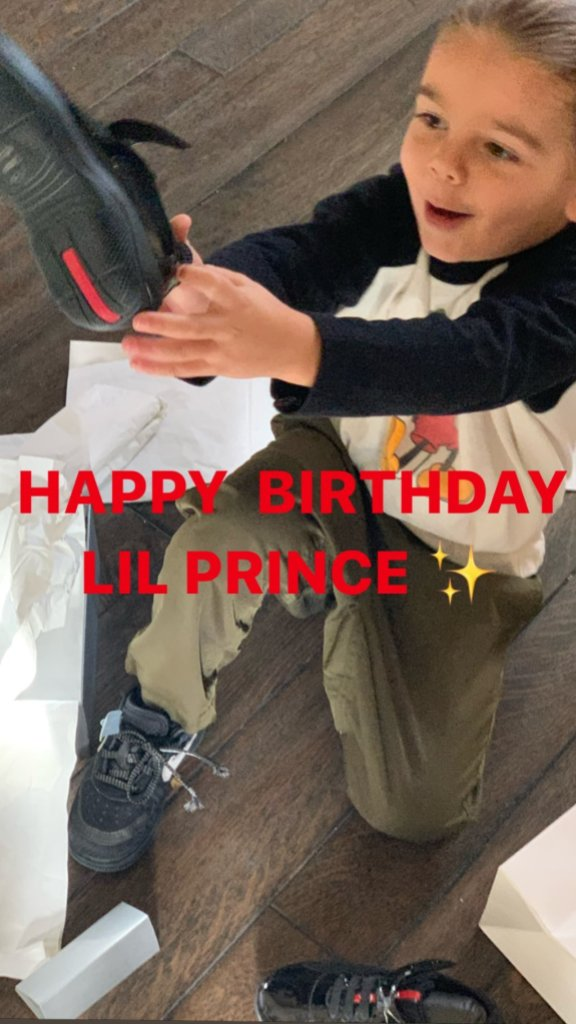 Younes Bendjima Wishes Reign Disick a happy Birthday