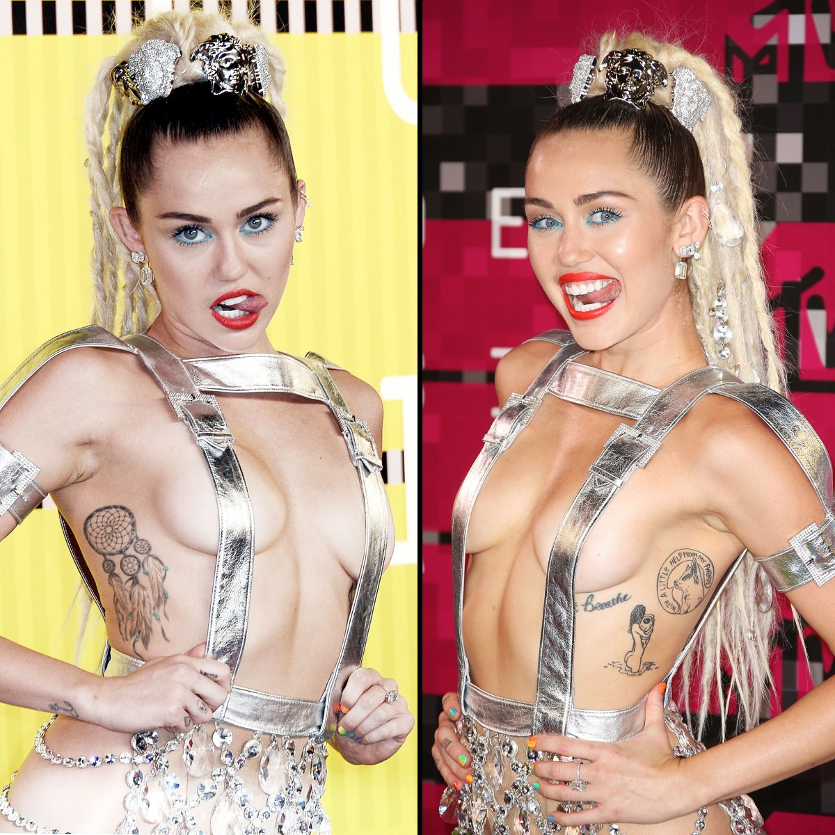 Miley cyrus pics porn Miley Cyrus Tattoos Guide To All Her Ink And Their Meanings