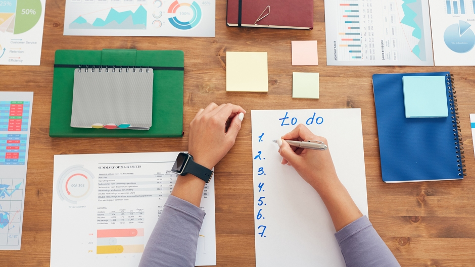 10 Effective Tips to Help You Organize Your Busy Life