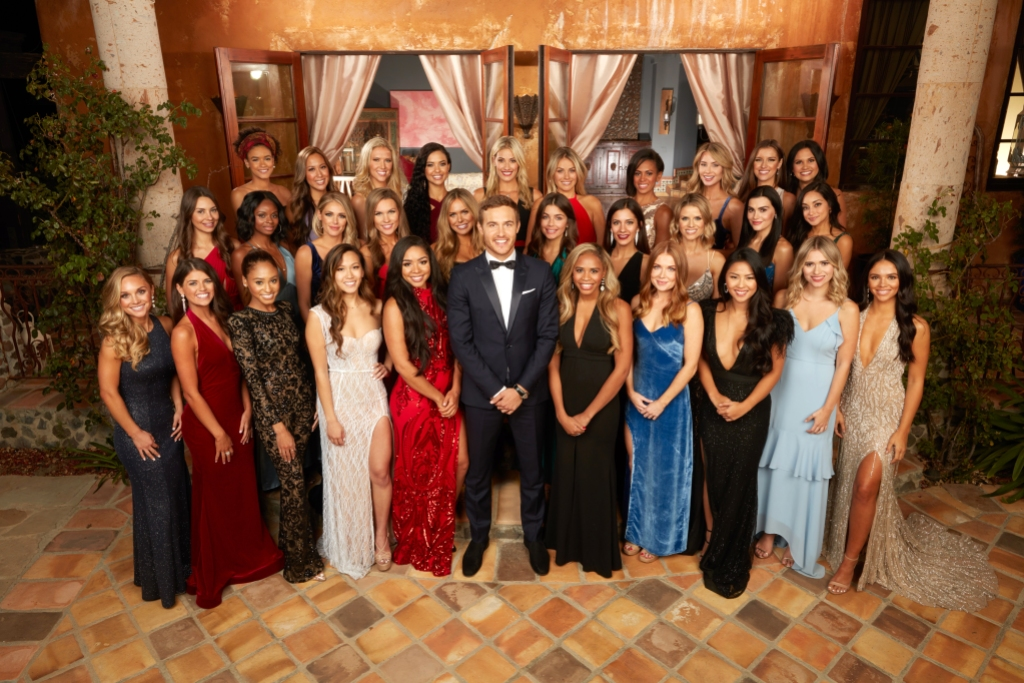 Peter Weber Final 2 on The Bachelor Spoilers