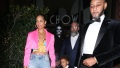 Alicia Keys and Her Family