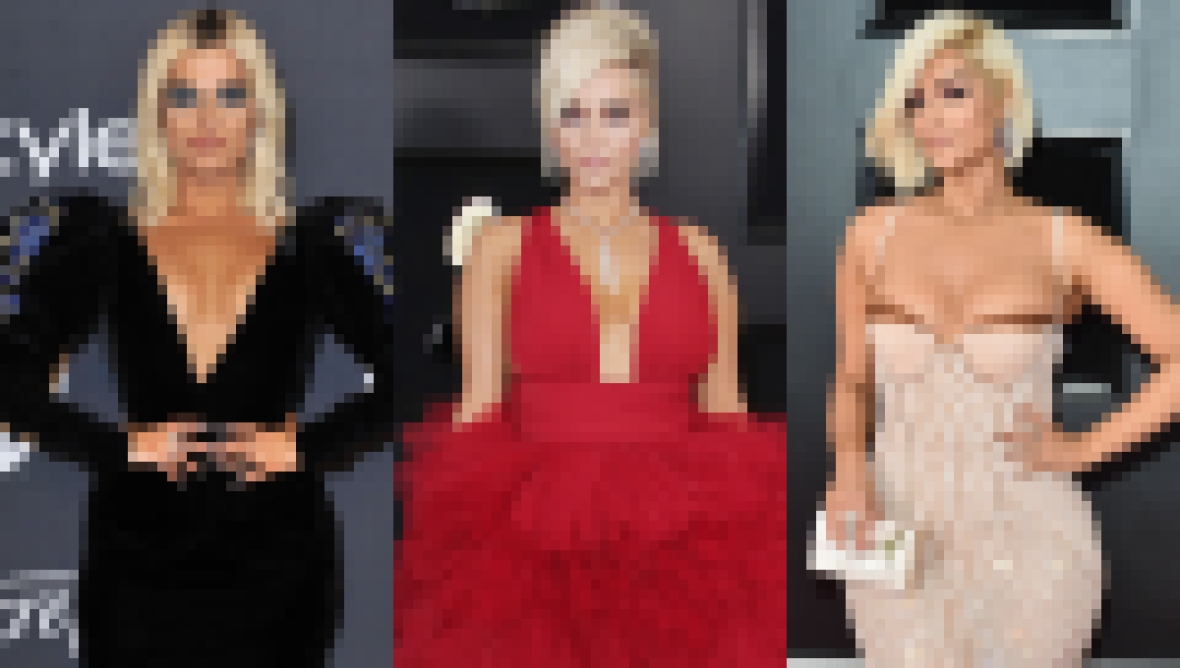 Bebe Rexha's Best Red Carpet Awards Shows Looks Over the Years