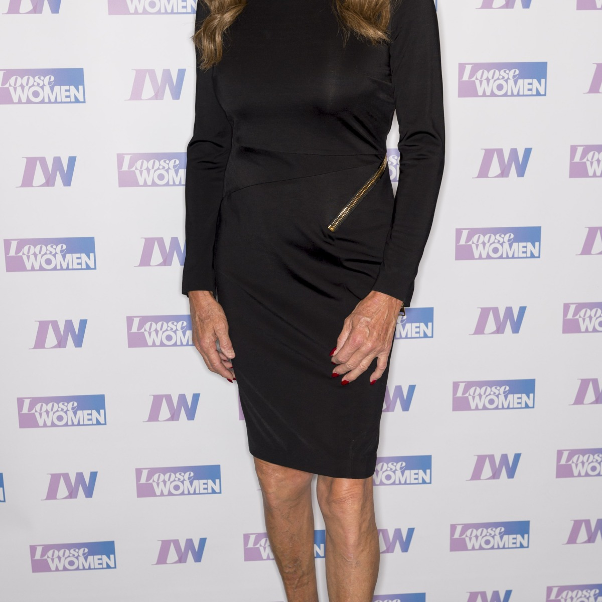 Seeing Double! Caitlyn Jenner Steps Out in a Little Black Dress Seemingly Inspired by Ex Kris Jenner
