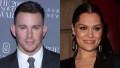 Channing Tatum, Jessie J Split Image