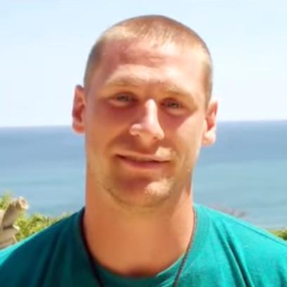 Chase Rice on Survivor