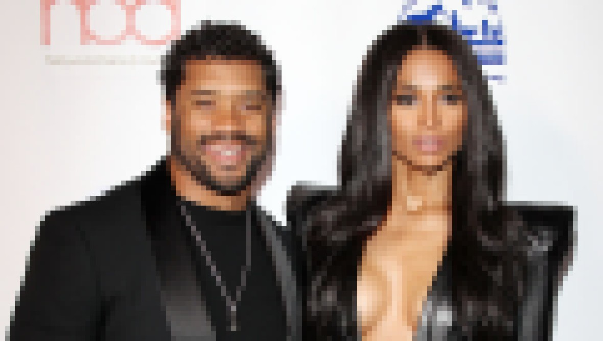 Ciara Pregnant With Third Child