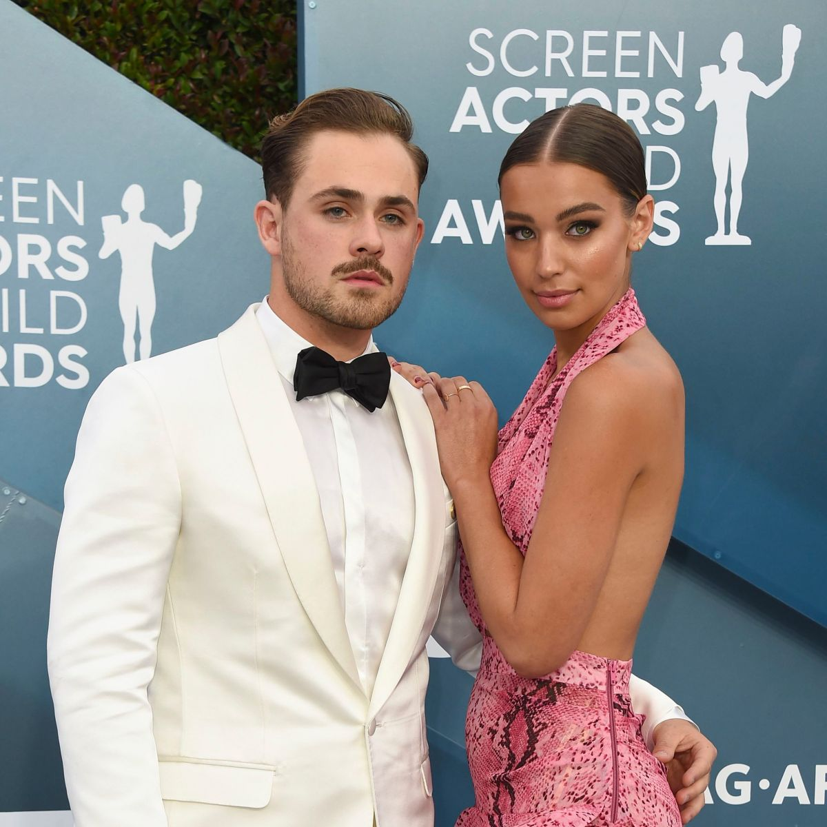 Check Out the Cutest Couples to Grace the Red Carpet at the 2020 SAG Awards