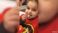 Dream Kardashian Eating Chips