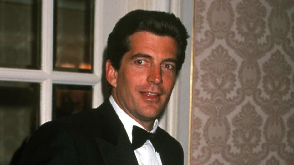 John F Kennedy Jr 1999