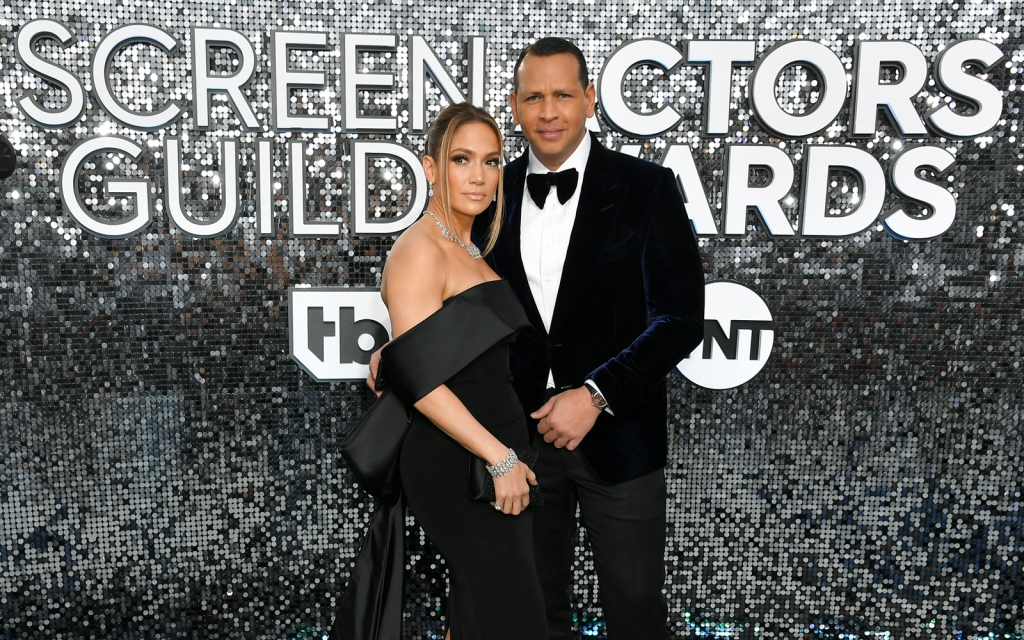 Jennifer Lopez SAG Awards