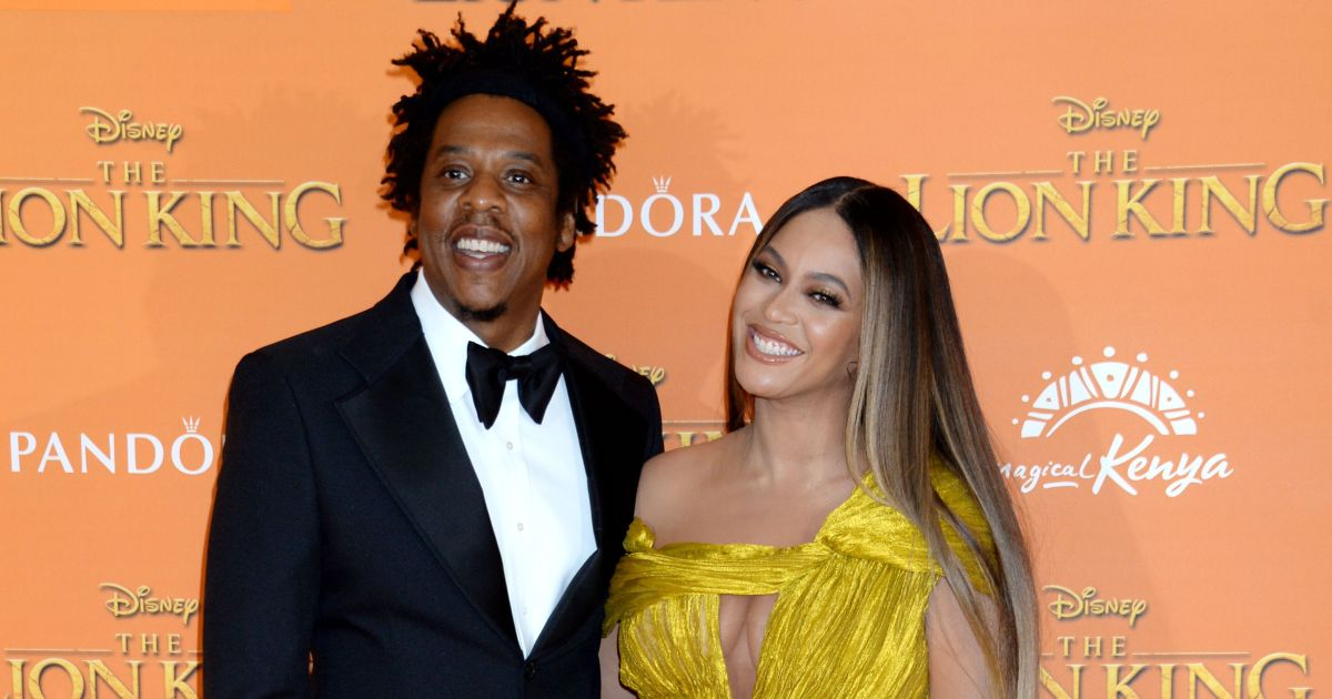 Beyonce And Jay Z At The Golden Globes A List Pair Makes