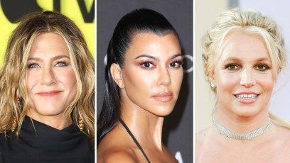 Jennifer Aniston, Kourtney Kardashian and More Wisely Eat These Snacks