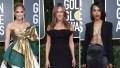 Jennifer Lopez Jennifer Aniston Kerry Washington Golden Globes 2020 red carpet