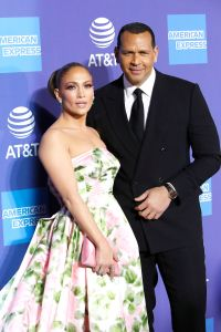 Jennifer Lopez and A-Rod's First Red Carpet Look of 2020 is Stunning