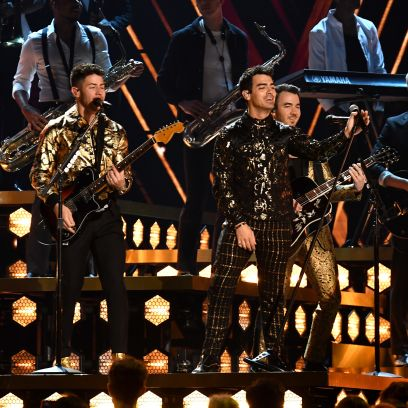 Jonas brothers at the Grammys