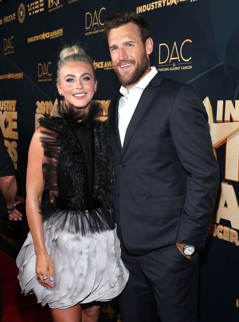 Julianne Hough and Brooks Laich Excited New Year