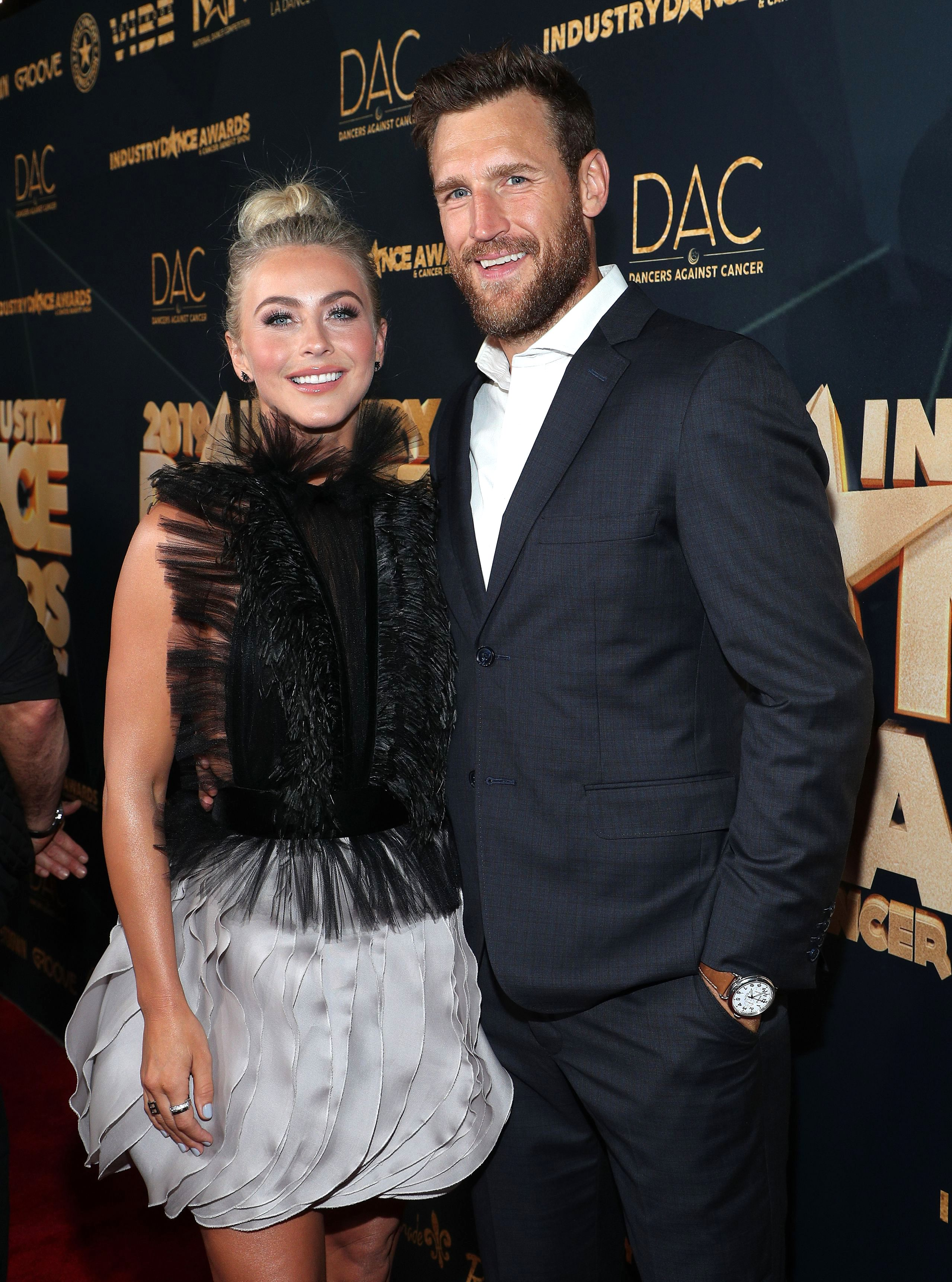 Julianne Hough And Brooks Laich Save Face Amid Marriage