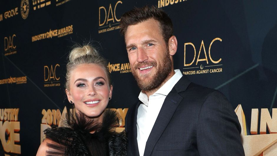 Julianne Hough and Brooks Laich at the Industry Dance Awards & Cancer Benefit Show