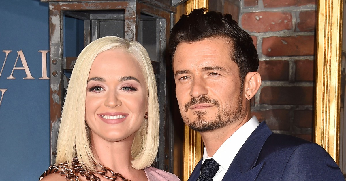 Katy Perry Gushes Over Fiancé Orlando Bloom in Honor of His Birthday