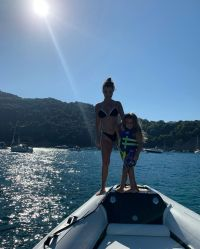 Kourtney Kardashian Shares Never-Before-Seen Photos from Italian Vacation With Mason, Penelope and Reign