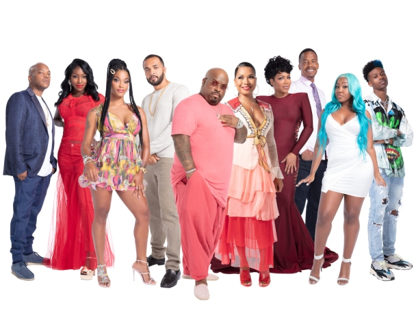 Marriage Boot Camp Hip Hop Cast