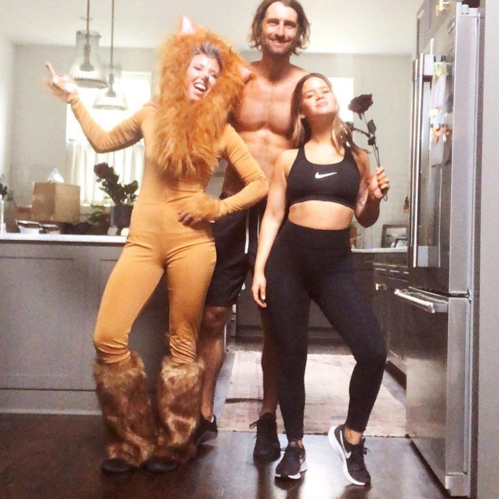 Maren Morris With Erin Oprea and Ryan Hurd