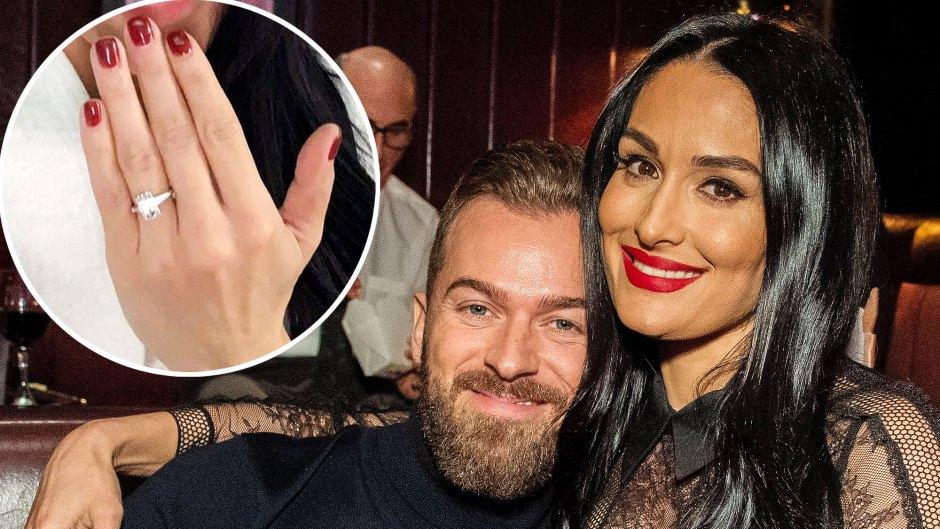 Nikki Bella Stunning Engagement Ring From Artem Chigvintsev Could Be Worth $40K Expert Says