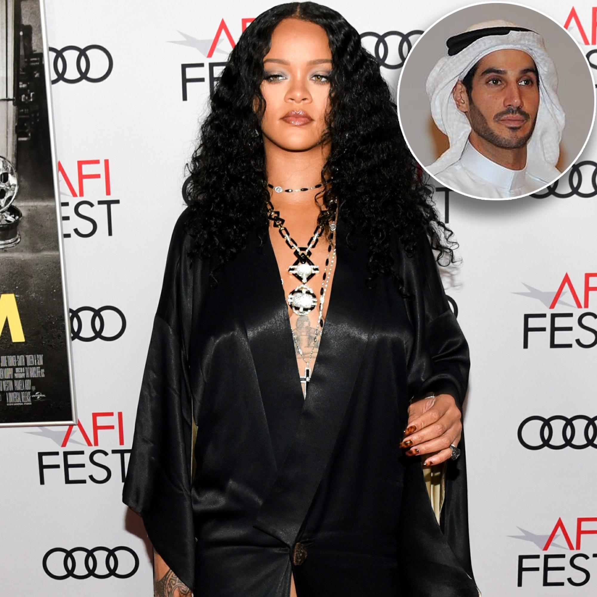 Boyfriend rihanna current Rihanna Boyfriend