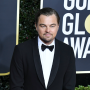 Leonardo DiCaprio at the 2020 Golden Globes