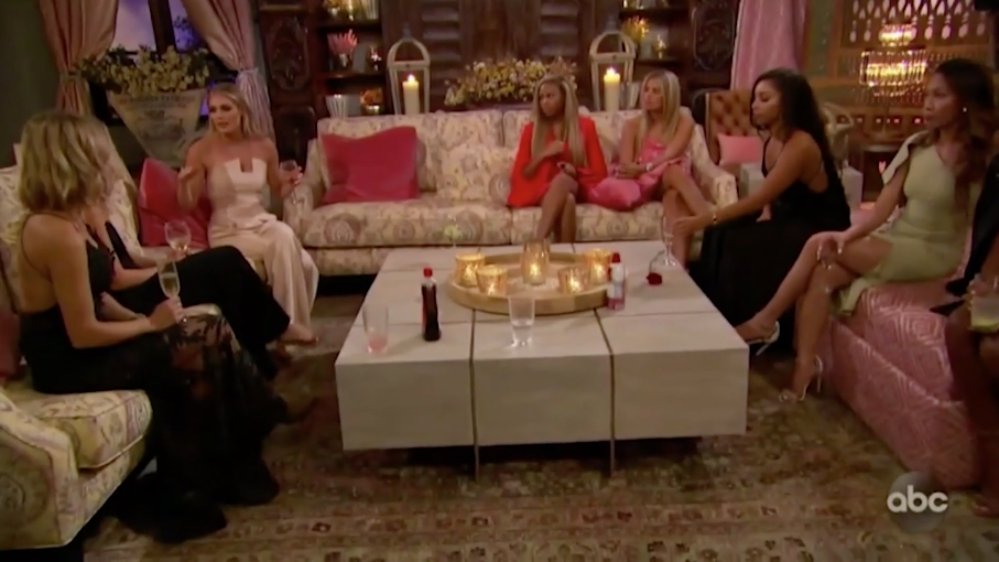 Maple Syrup Bottle on The Bachelor