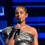 Alicia Keys at the 2020 Grammys
