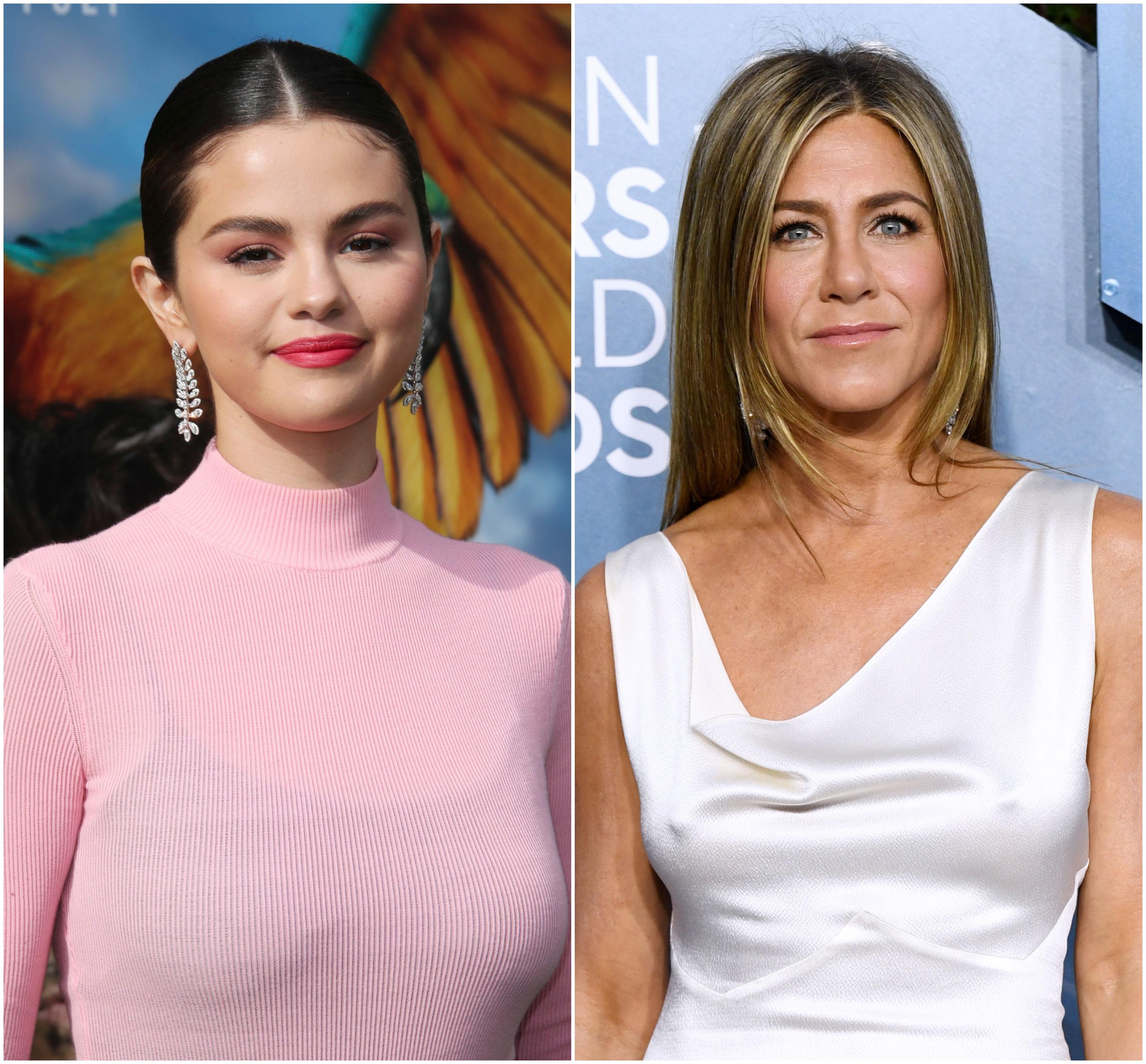 Selena Gomez Fangirls Over 'Queen' Jennifer Aniston After Interview on 'The Ellen DeGeneres Show'