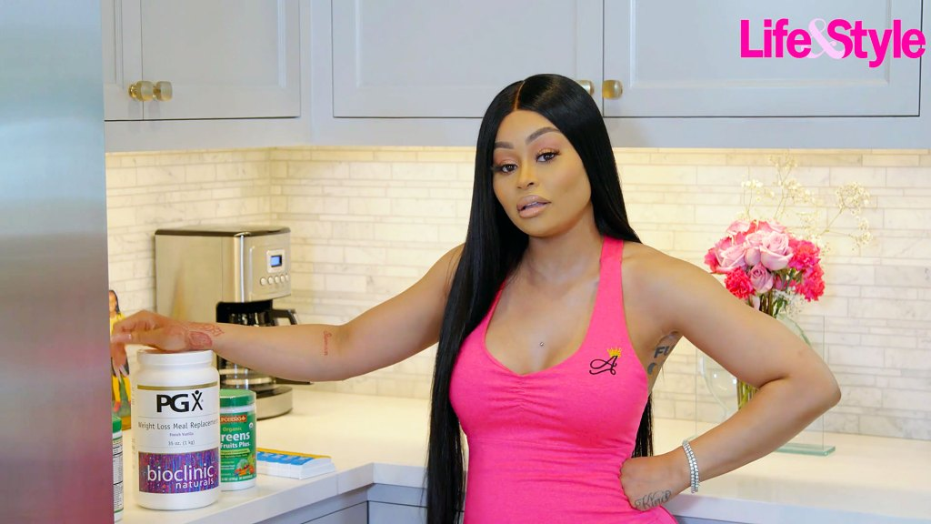 What Does Blac Chyna Eat in a Day Find out Her Go-To Meals for Breakfast Lunch and Dinner
